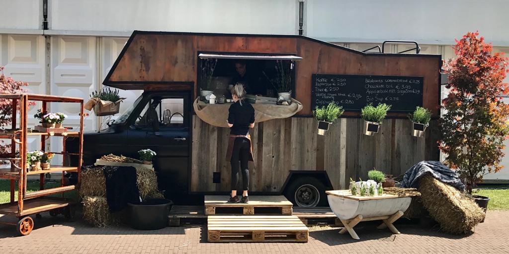 Foodtrucks Breda & Tilburg