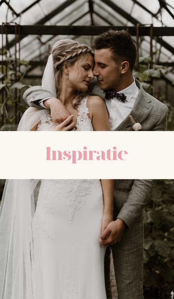 inspiratie bruiloft